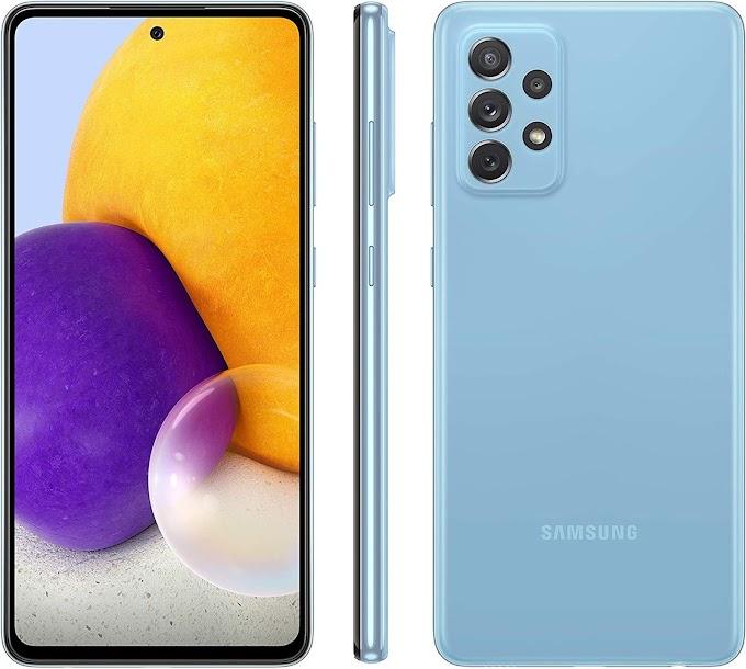 موبايل Samsung Galaxy A72 بسعر 7999 جنيه على نون مصر