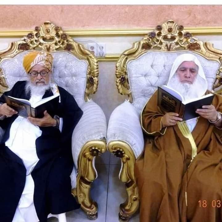 Innalillahi, Syaikh Ghulamullah Rahmati, Ulama Salafi Asal Afghanistan Wafat