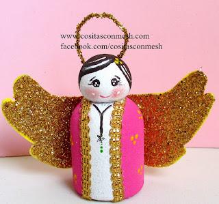 angelitos-con-botellitas-recicladas
