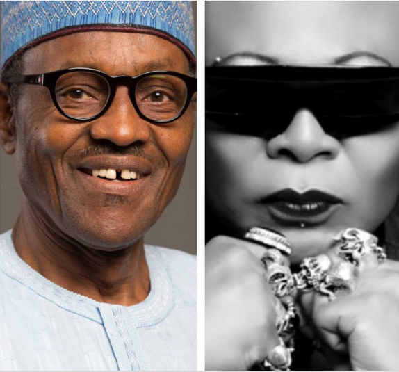 Image result for charly boy and buhari