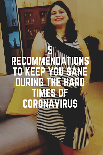 how to stay sane in coronavirus times
