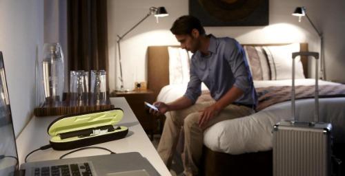 Philips elektrische tandenborstel reisetui oplader