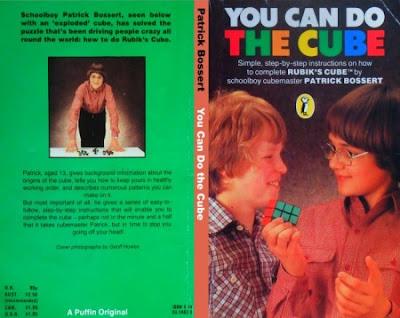 You Can Do The Cube merupakan buku tutorial rubik pertama yang ada di dunia, buku ini sudah terjual lebih dari 1,5 juta kopi