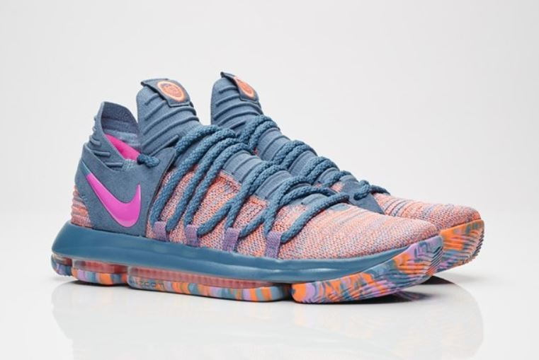 info for eb723 47c4b THE SNEAKER ADDICT: Nike KD 10 2018 Allstar Sneaker (Images ...