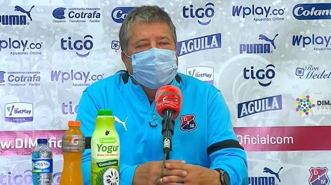 Las polémicas declaraciones del 'Bolillo' Gómez tras el agridulce empate del DIM frente a La Equidad
