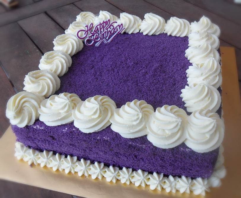 Bake An Filipino Macapuno Chiffon Cake
