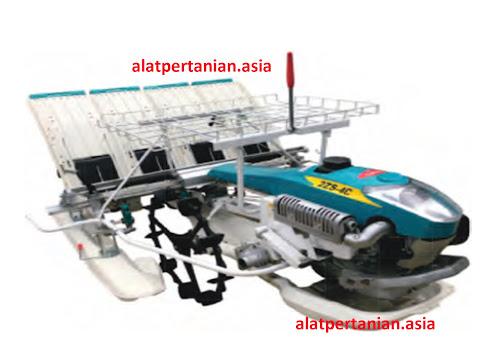 Rice Transplanter 4 Jalur Tanam