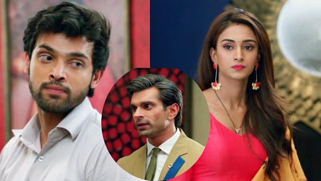 Evilness : Deadly Trap for Prerna, Anurag and Mr. Bajaj are unaware of the coming storm