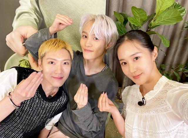 Yuri Winning Recipe with WayV Ten and Yang Yang