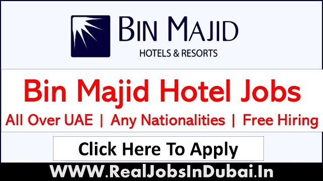Bin Majid Hotel Jobs In Ras Al Khaimah UAE 2021