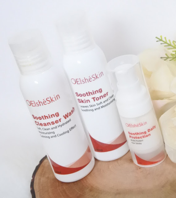 Elsheskin Soothing Treatment Series