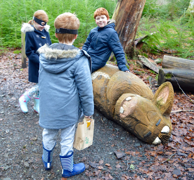 30+ FREE & Fun Walking Trails for Kids across North East England