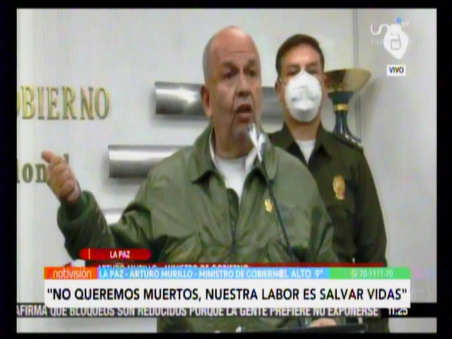 Murillo pregunta por la Defensora del Pueblo que chilla y hace escándalo por todo y ahora está muda