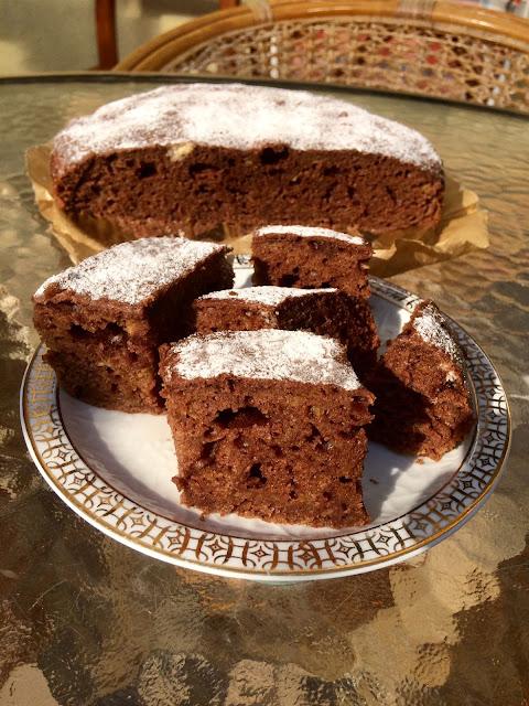 Najlepsze ciasto z cukinią