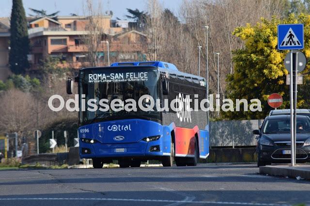 Cotral: parte la gara per 60 nuovi bus di dimensioni ridotte