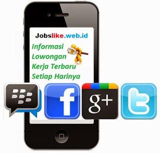 Informasi Lowongan Kerja Terbaru Via BBM