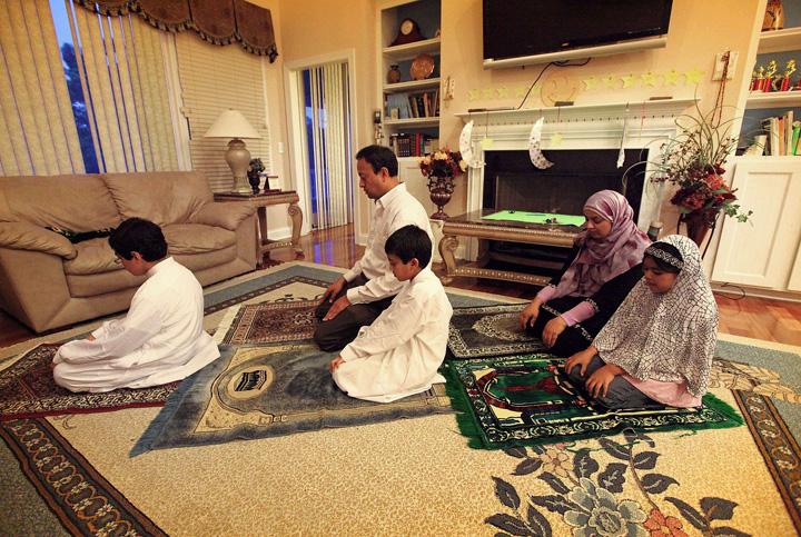 Panduan Untuk Menunaikan Sholat Sunat Hari Raya Aidilfitri di Rumah