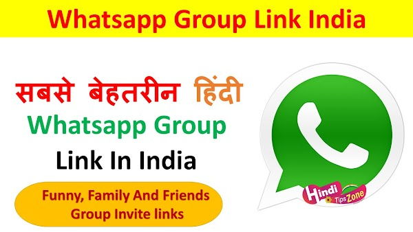 ( हिंदी ) Best Hindi Whatsapp Group Link India | Whatsapp Groups List Links