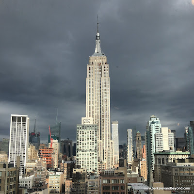 Empire State Building in great light