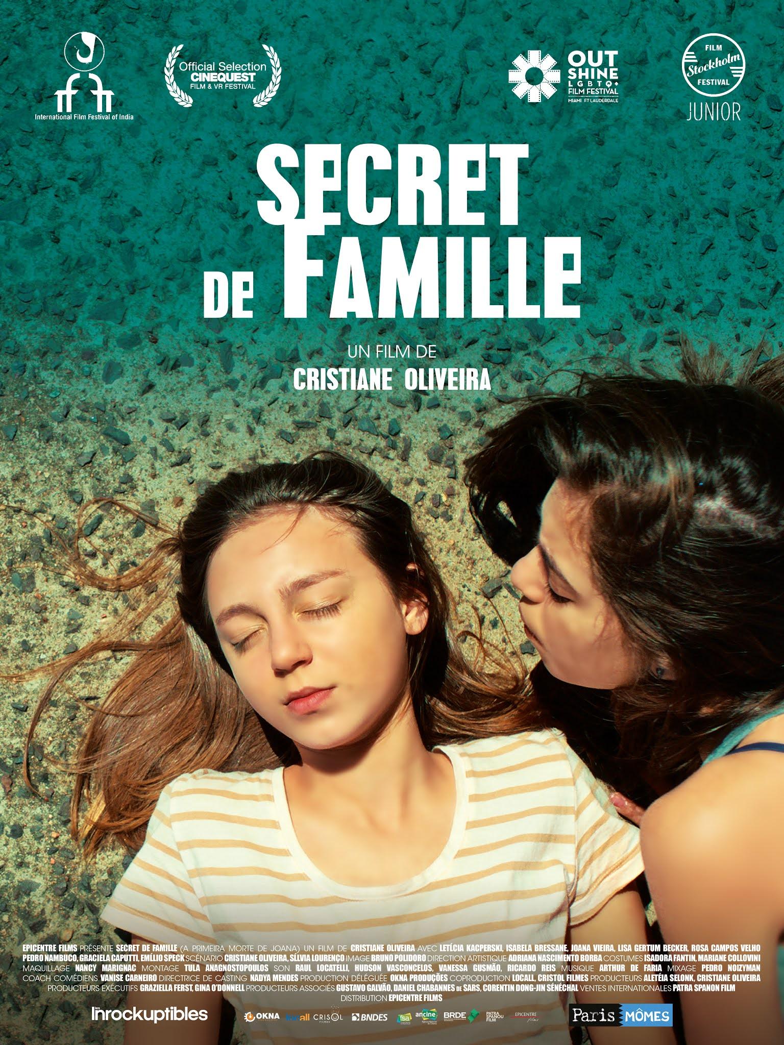 affiche Secret de famille
