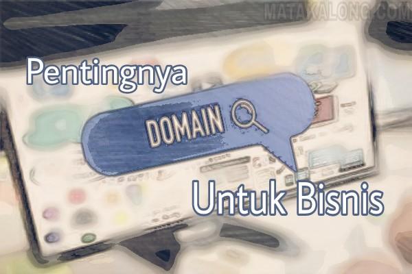 memanfaatkan domain untuk bisnis anda