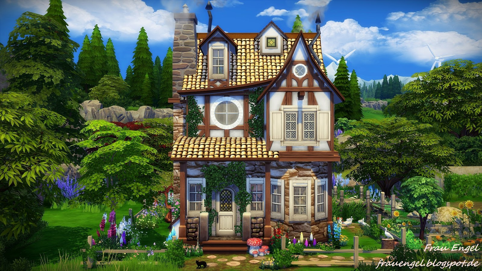 how to sell house in sims 4