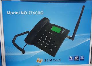 ZT600G DUAL SIMS GSM SET