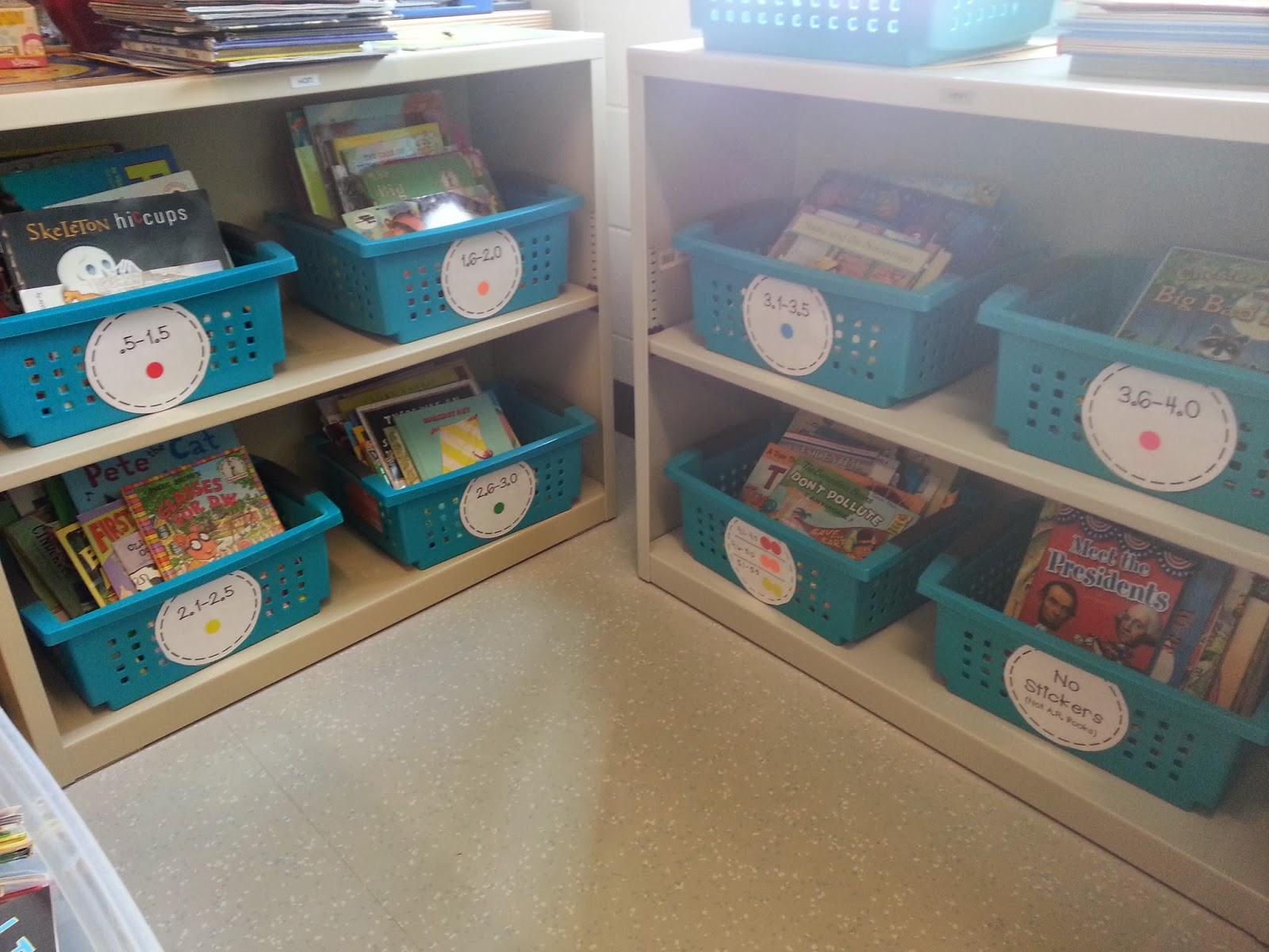 Scholastic Reading Book Orders- Setting up AR scores