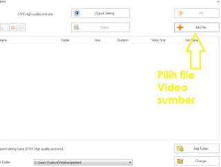 nama aplikasi untuk memperkecil ukuran video