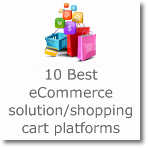 10 Best eCommerce solution/shopping cart platforms