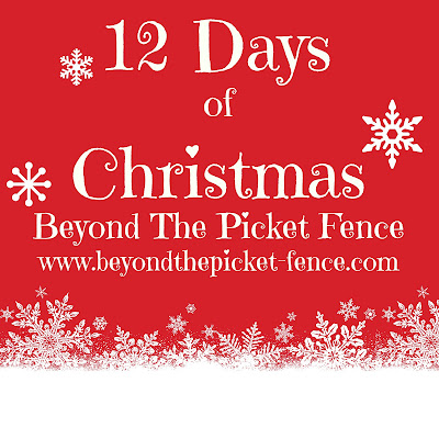Christmas ideas, Christmas projects, christmas decor, DIY, http://www.beyondthepicket-fence.com/2016/12/12-days-of-christmas-day-11-warm-and.html