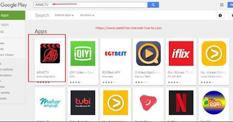 internet live tv free movie streaming app apk ARMCTV Malaysia-google play free