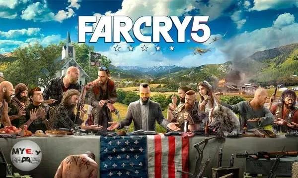 تحميل لعبة Far Cry 5 كاملة للكمبيوتر برابط مباشر مجانا