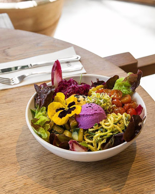 Flax & Kale restaurant Barcelone vegan végétalien