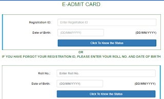 SSC CPO Delhi SI Admit Card Tier 1 2018 for All Region Download Now