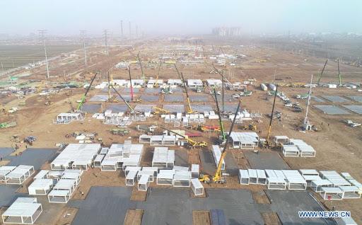 Gelombang Baru Corona, 20.000 Warga Desa China Ditempatkan di Pusat Karantina