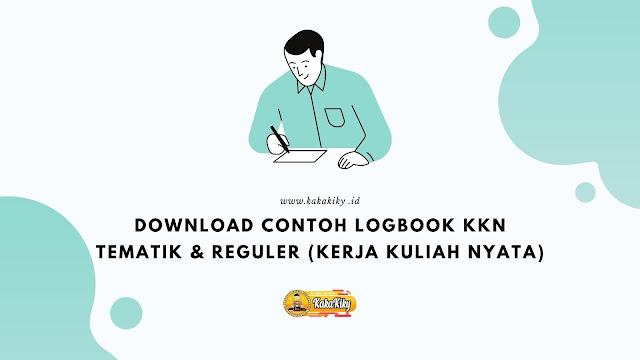 download logbook kkn tematik dan reguler
