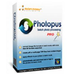 تحميل Photopus Pro مجانا تعديل مئات الصور دفعة و احدة