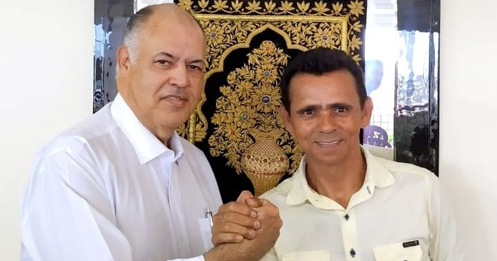Adenilson Lopes o único pré-candidato a prefeito de Surubim pela ...