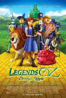 film bagus Legends Of Oz Dorothy's Return