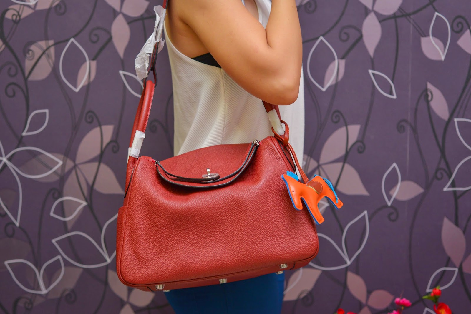 7f086c53b565 Product name   Hermes Garden Party 36. Color   Canvas Pink Approx  Measurement   14 X 10 X 7 inches