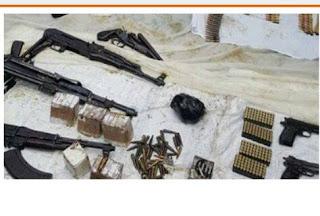 """مدير أمن بني سويف يقود حملة لضبط الأسلحة غير المرخصة بـ""""ميدوم"""""""