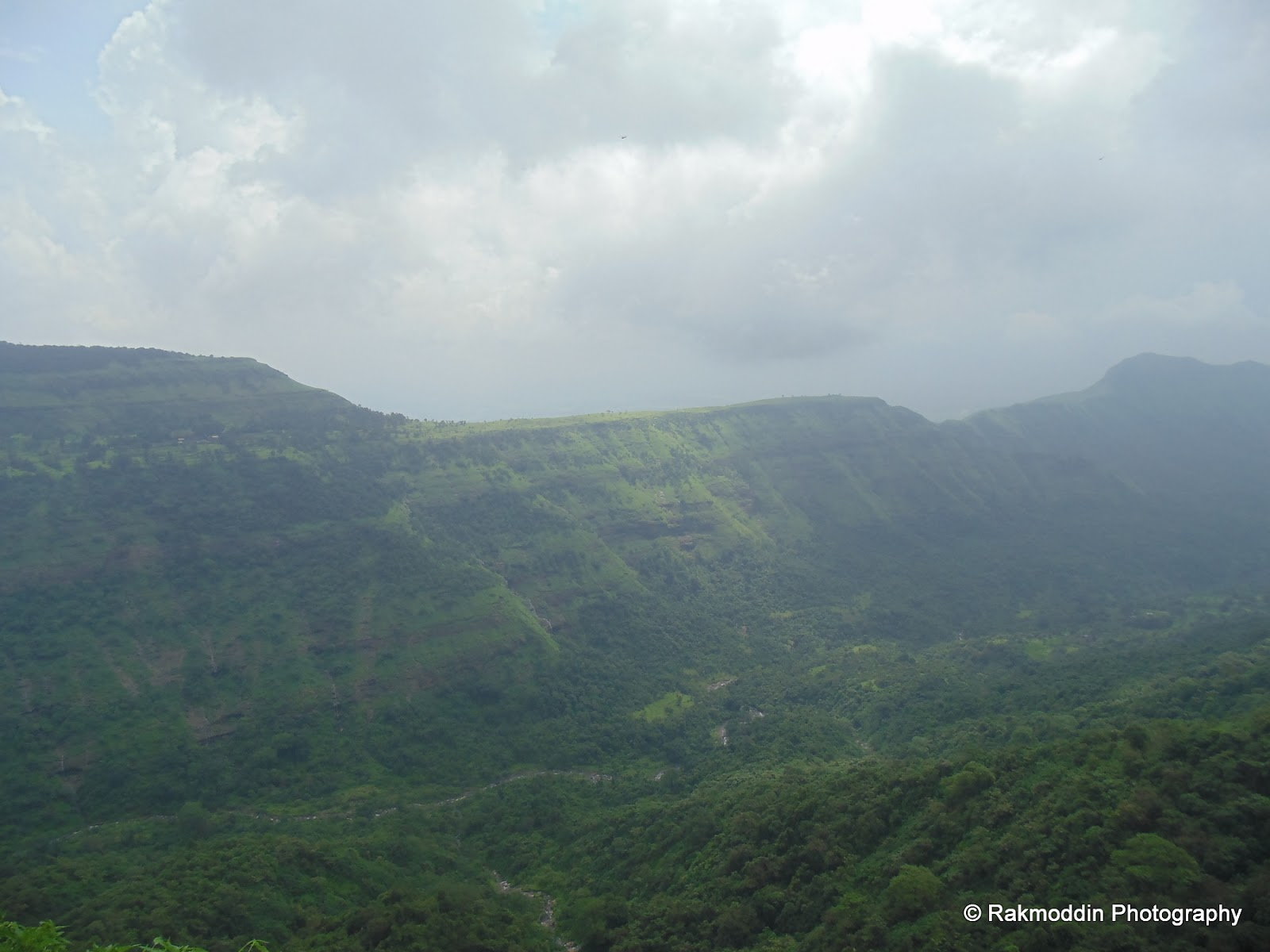 Khandala Point - A Langurs point in Matheran Hill Station