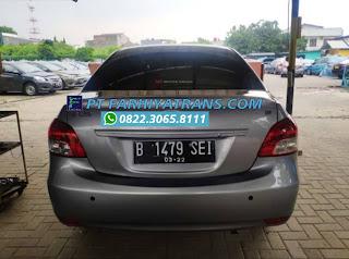 Pengiriman Mobil Toyota Vios dari Jakarta tujuan ke Pelabuhan Soekarno Hatta Makassar door to port dengan kapal roro dan driving, estimasi perjalanan 5 hari.