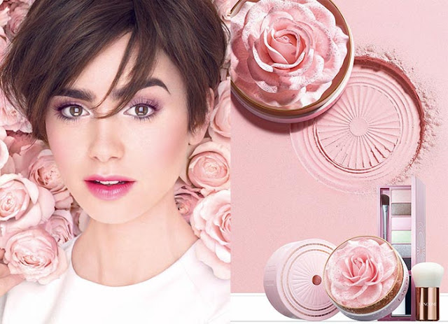 Lancome Absolutely Rose Spring 2017 Makeup Collection
