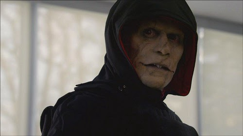 Stephen McHattie as Quinlan the ancient vampire hunter in FX The Strain Season 1 Episode 12 Last Rites