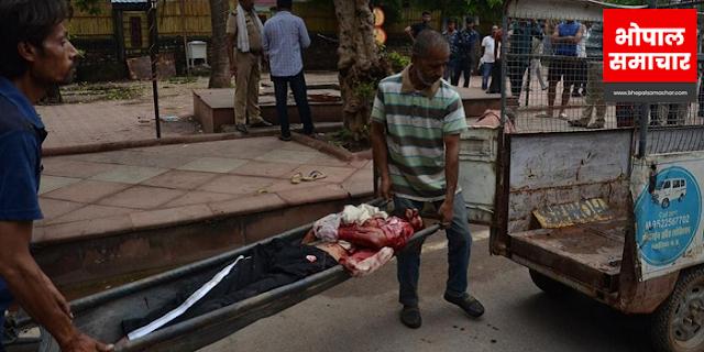 GWALIOR में NIWARI के प्रियंक पाण्डे की मौत: हादसा नहीं हत्या निकली