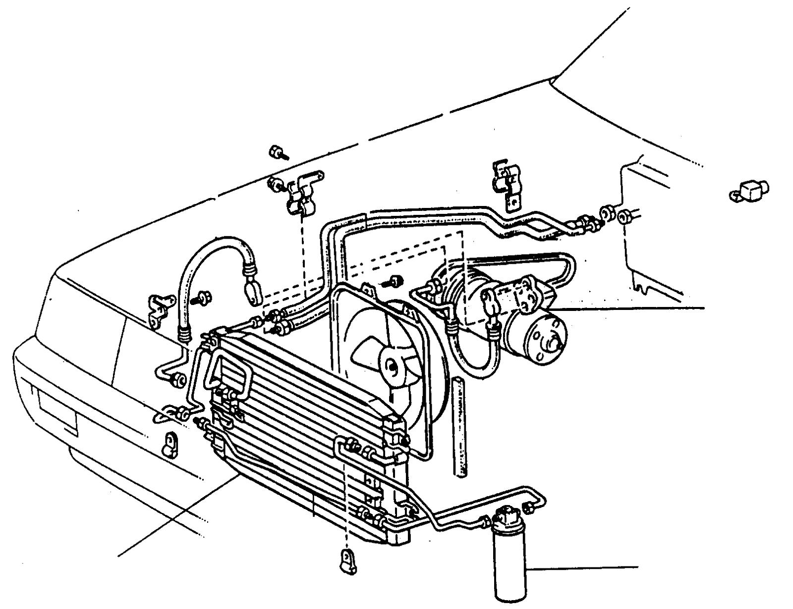 Fungsi dan Pengertian Air Conditioner (AC) pada Mobil
