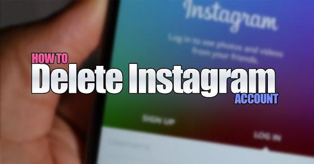 Kako obrisati Instagram nalog? - InfoNet Magazin