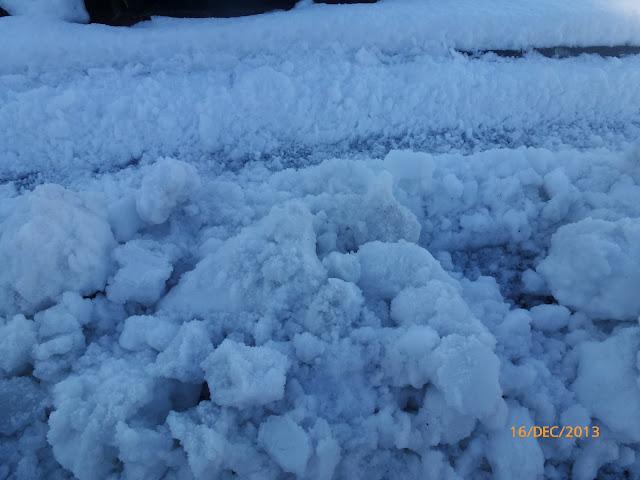 גושי שלג